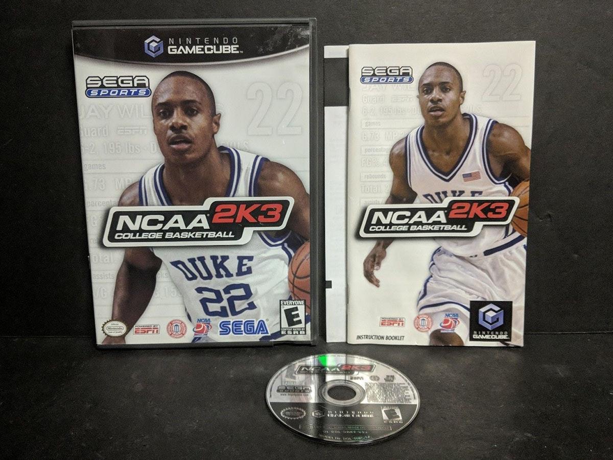 NCAA College Basketball 2K3 🏀