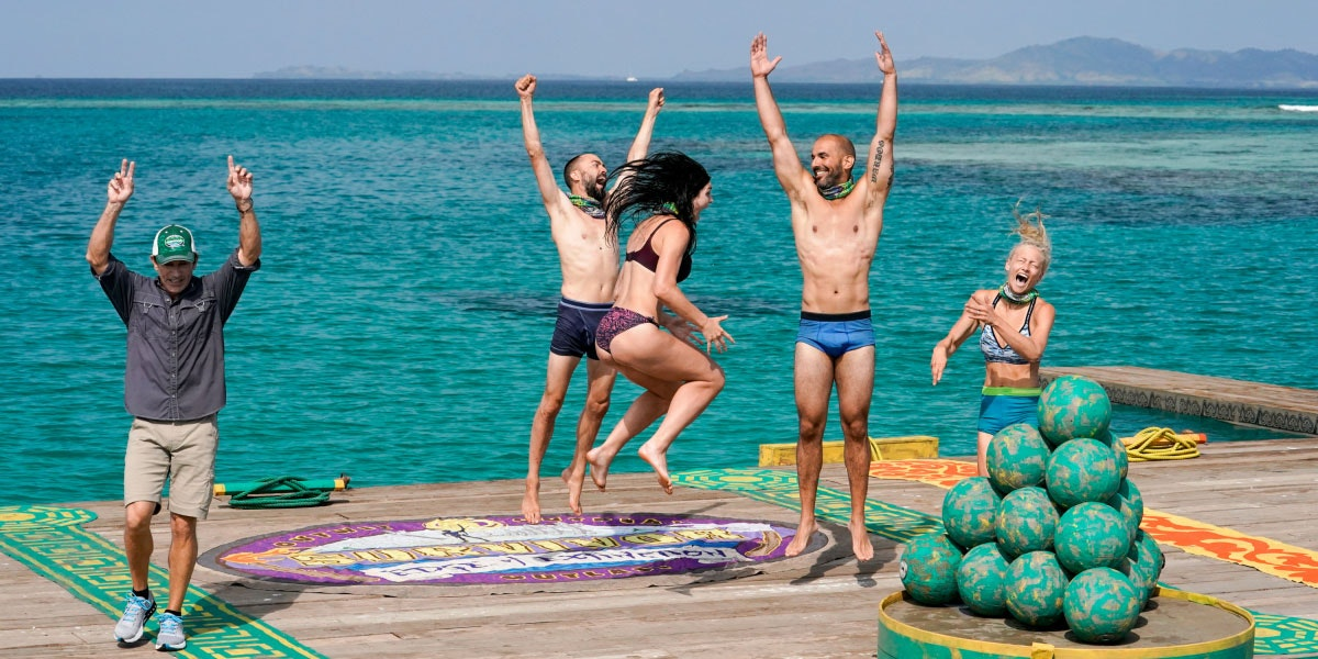 Here's Who Will Win Survivor: Edge of Extinction, According to You