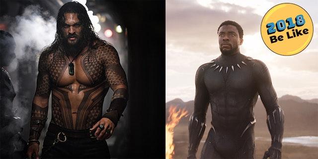 10 Best Superheroes of 2018