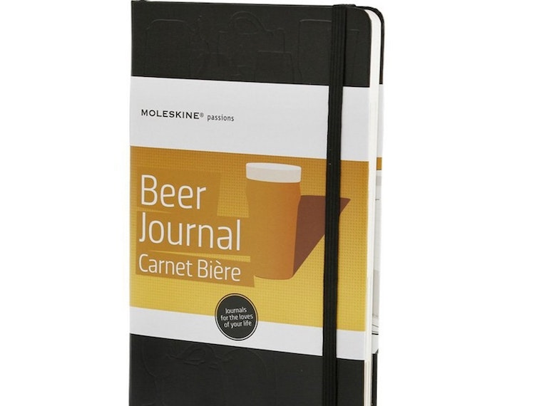 A beer journal for when you're too faded to remember your tasting notes