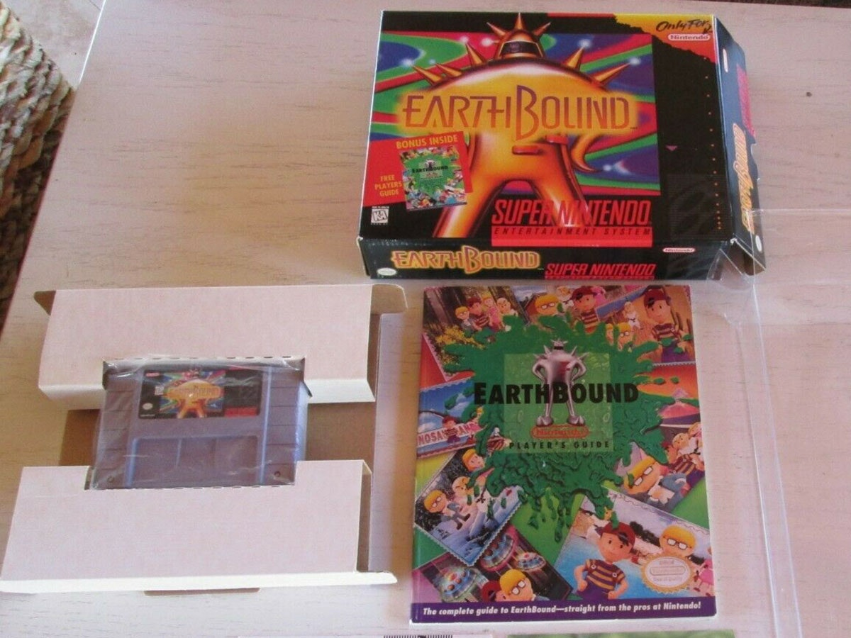 Earthbound🌎