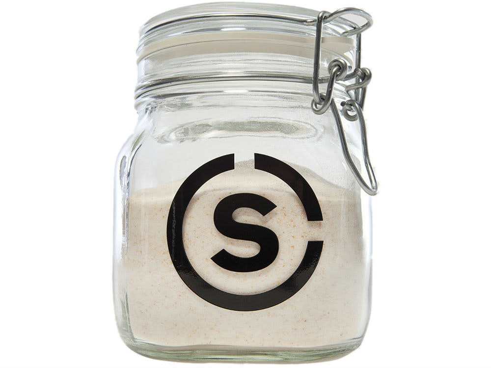 The perfect jar to protect just about anything in your kitchen