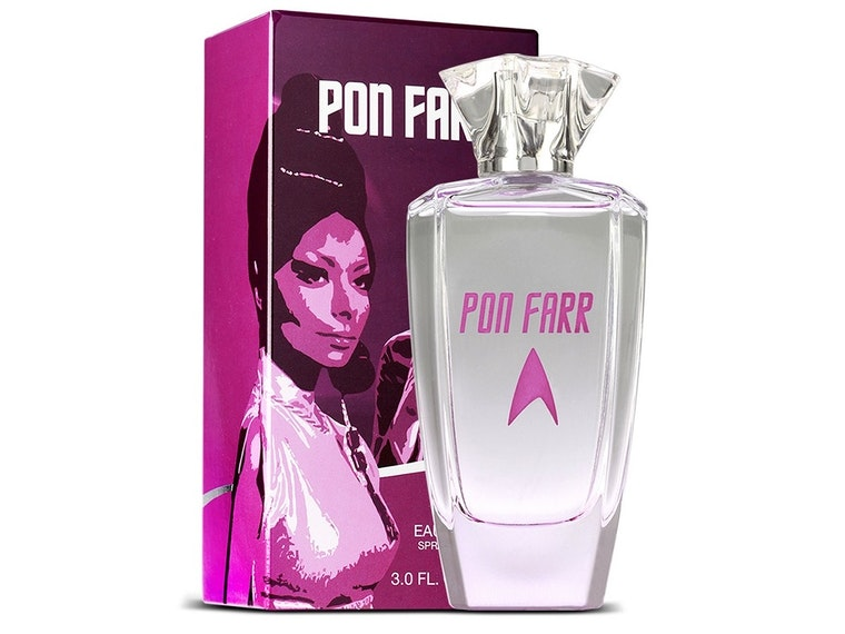 Perfume for your Trekkie gal