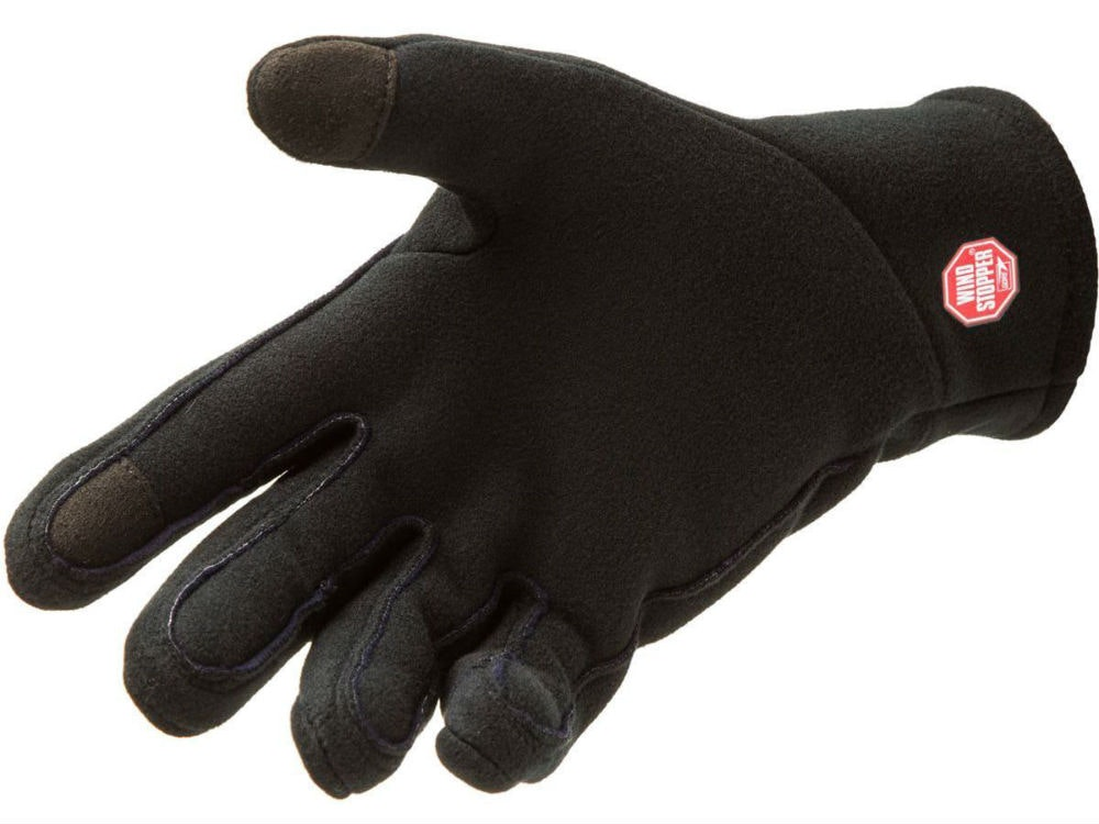 These gloves that keep your hands warm and smartphones usable