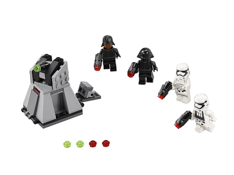 This Lego building set for the aspiring Storm Trooper
