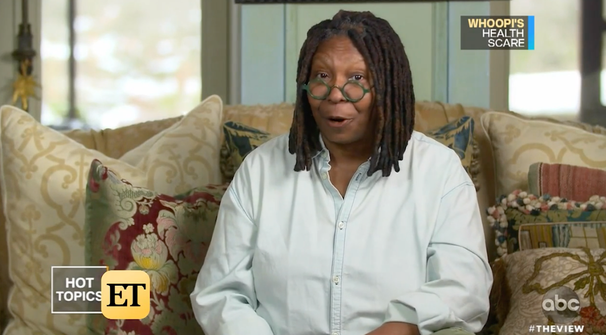 Whoopi Goldberg Is Headed Back to The View