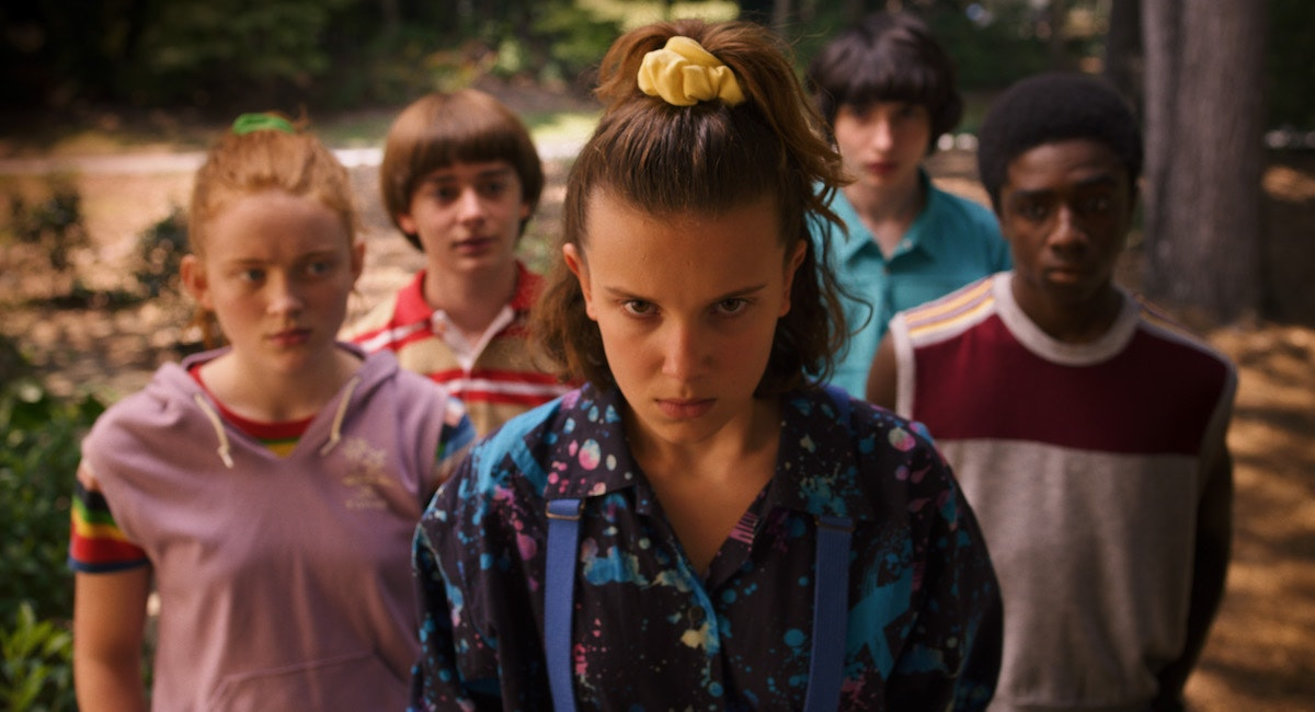'Stranger Things 3' reimagines zombie horror as an internet rage mob