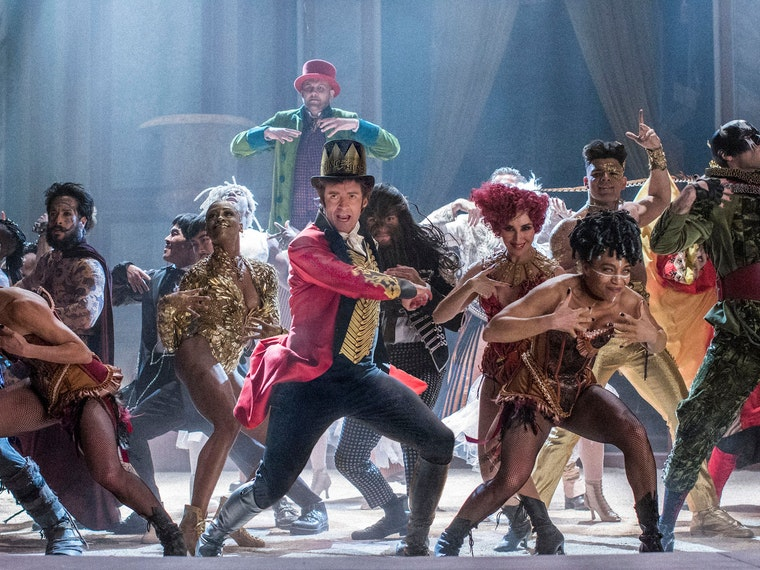 The Greatest Showman🎪