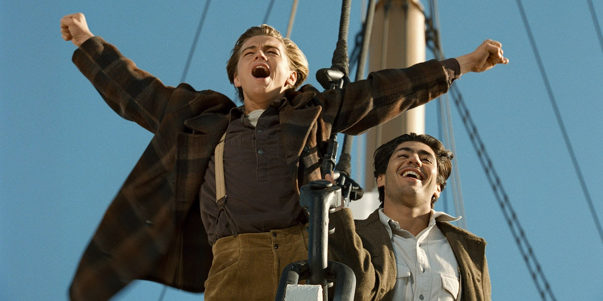 Titanic Fan Theory: Jack Is a Time Traveler