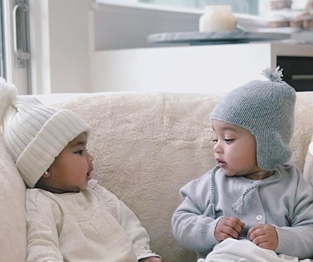 Quiz: Which Kardashian Baby Are You?