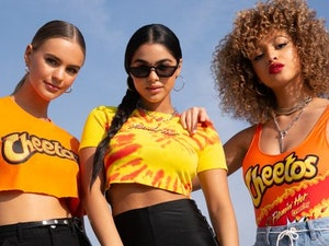 Forever 21, Cheetos Collaborate So You Can Look Like a Snack