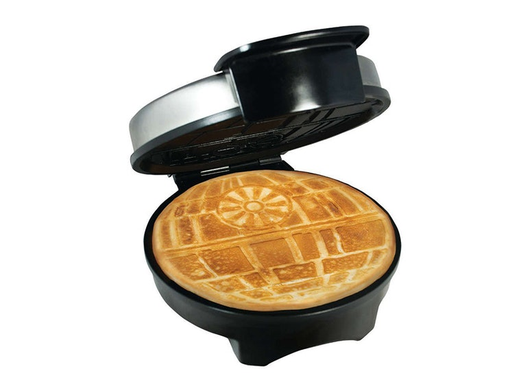 This Death Star waffle maker