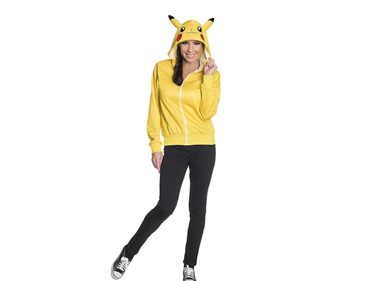 The perfect hoodie for Pokemon trainers