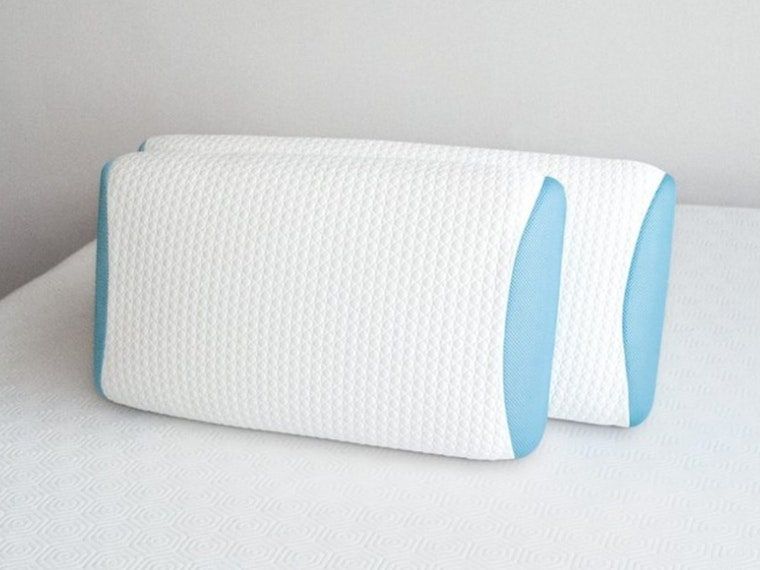 These amazing pillows designed for hot and sweaty sleepers