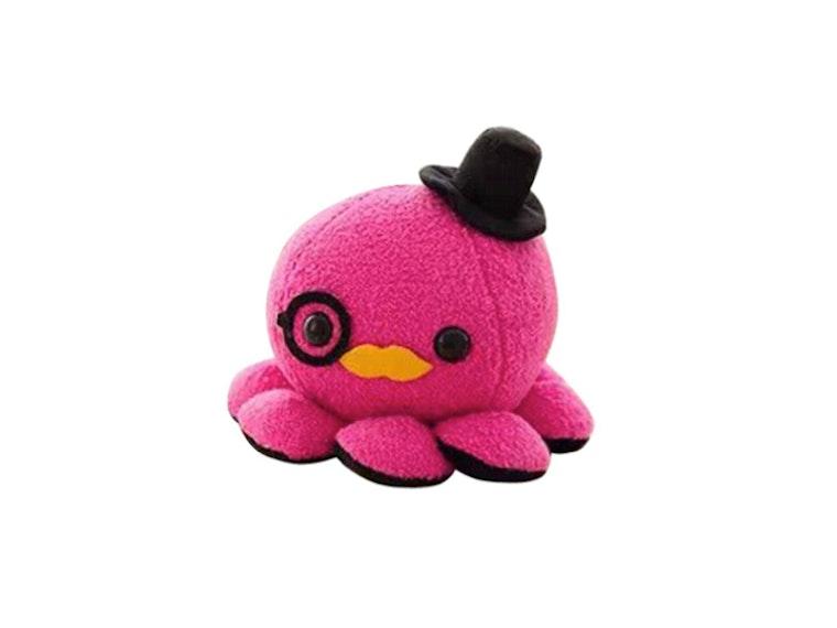 A well-mannered octopod 🐙