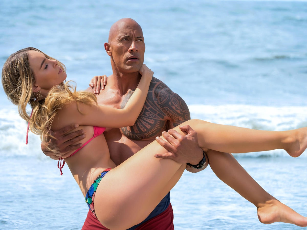 Can You Name This The Rock Movie From the Shirtless Shot?