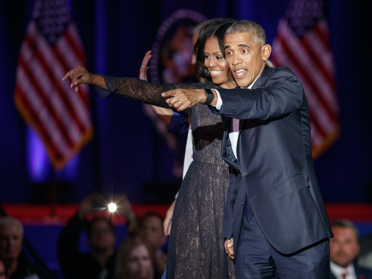 The Obamas Could Be Coming to Netflix and We're Ecstatic