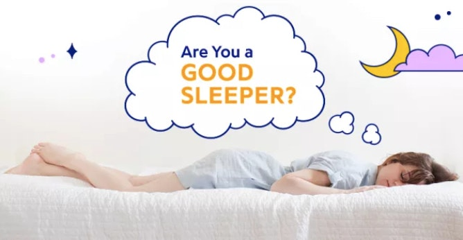 Are You a Good Sleeper?