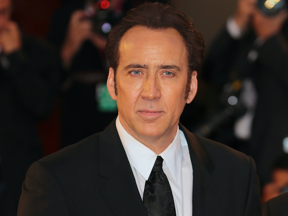 Why Is Nicolas Cage So Popular?