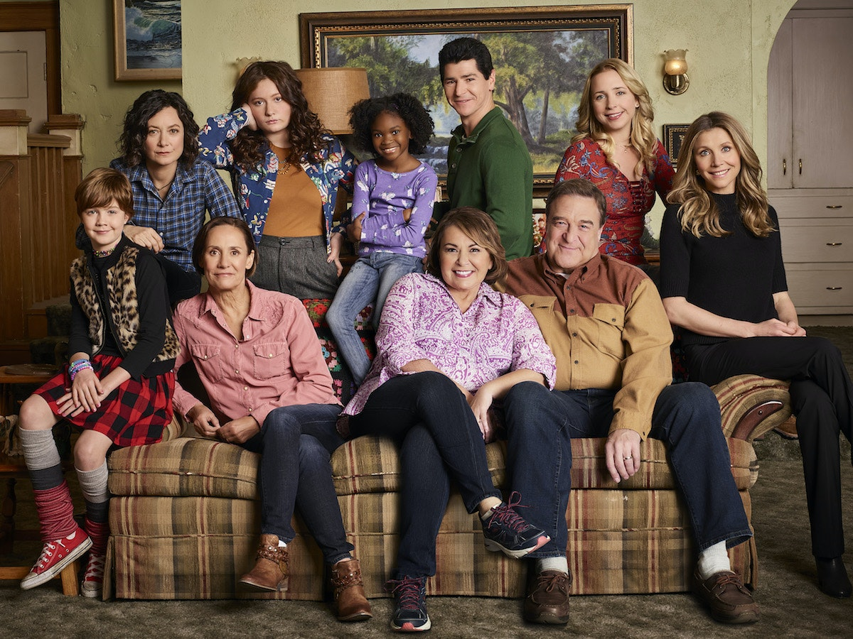 The Roseanne Reboot Is Here! See the Stars Then and Now