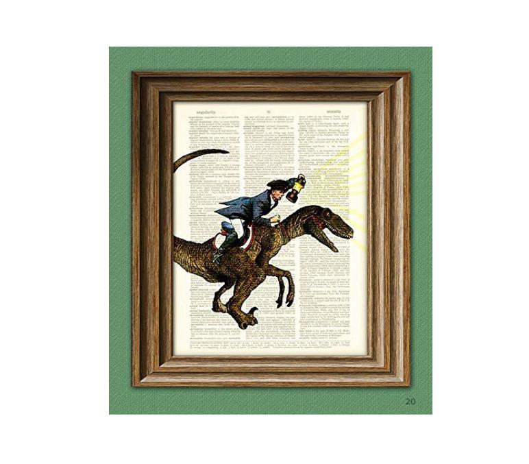 This essential Paul Revere print