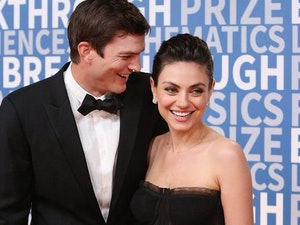 Ashton Kutcher, Mila Kunis Hilariously Shut Down Rumors That They've Split