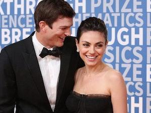 Ashton Kutcher, Mila Kunis Hilariously Shut Down Rumors That They've Split