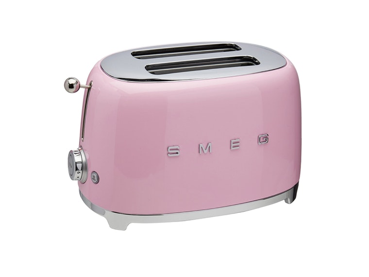 A toaster that will have you tickled pink