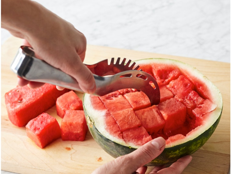 This tool that makes cutting melon a breeze 🍈