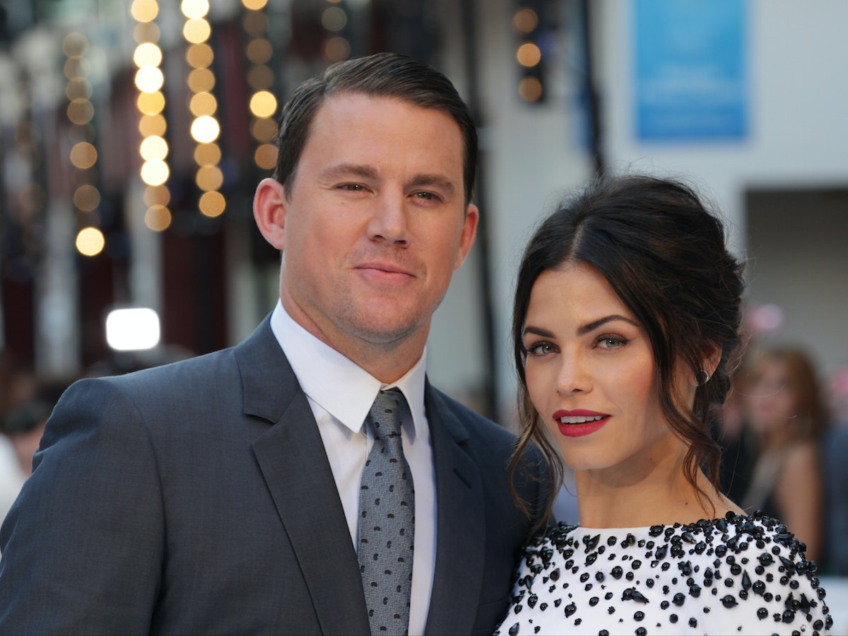 Channing Tatum and Jenna Dewan Tatum Split and Twitter Can't Handle It