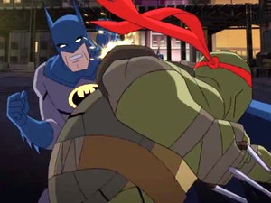 Teenage Mutant Ninja Turtles and Batman: Here's What People Are Saying Today