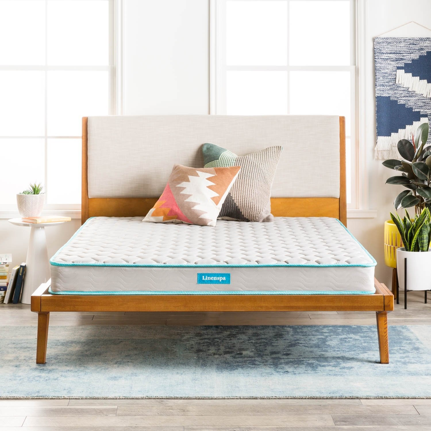 This $100 mattress for your guest room