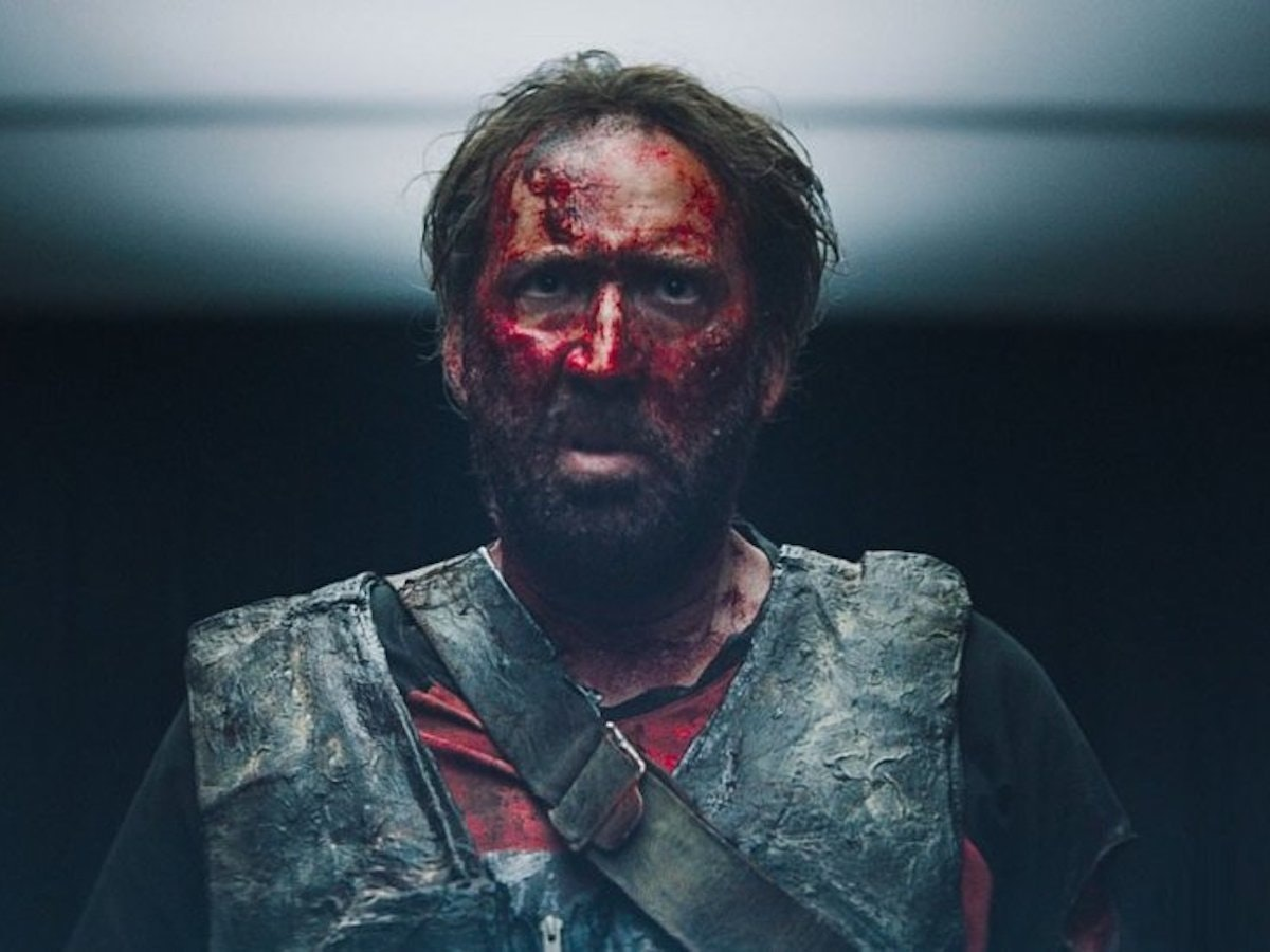 Nicolas Cage's Craziest Movie Ever is Here to Bless Us