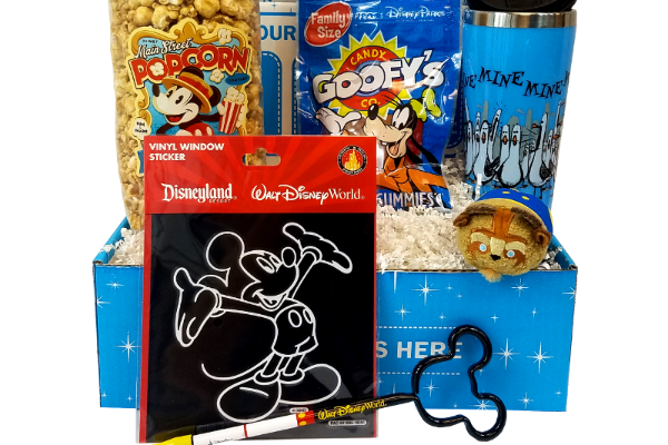 The ultimate Disney crate for the ultimate Disney fan