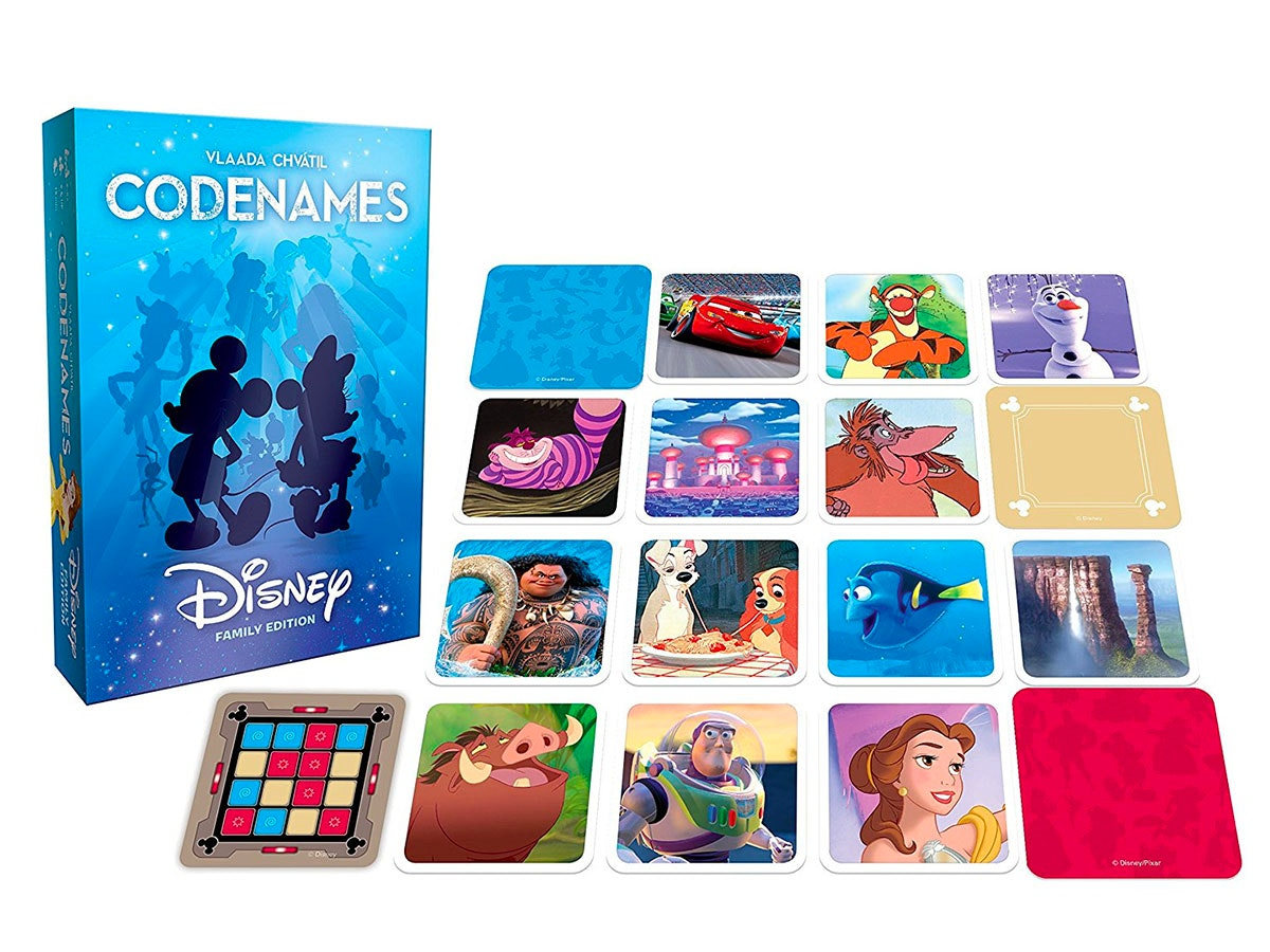 This Disney game that promotes creativity and reasoning💡