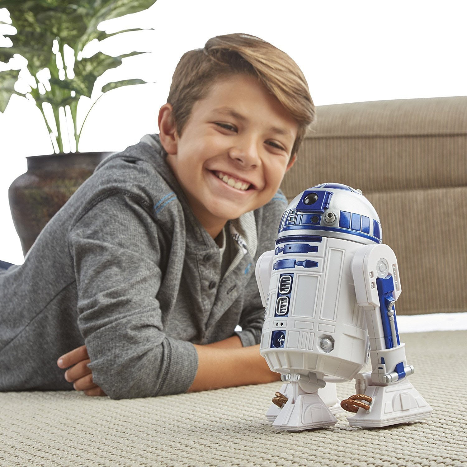 Your very own Bluetooth-enabled R2-D2