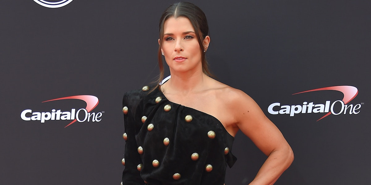 NASCAR Driver Danica Patrick Tried Rapping and She Really Shouldn't Have