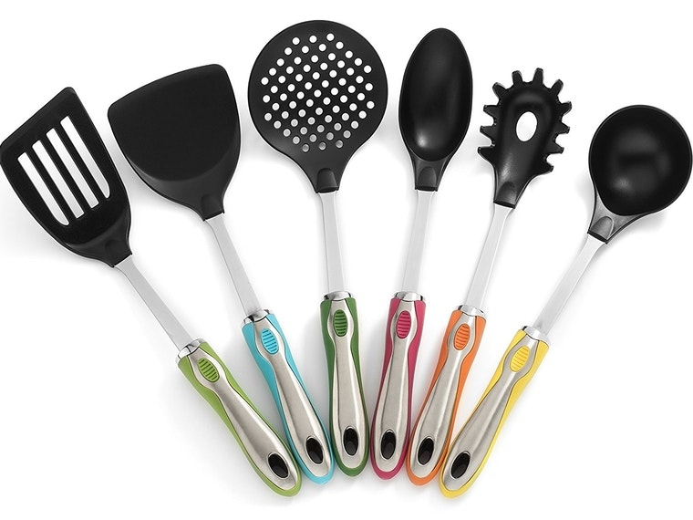 Every kitchen utensil you'll ever need