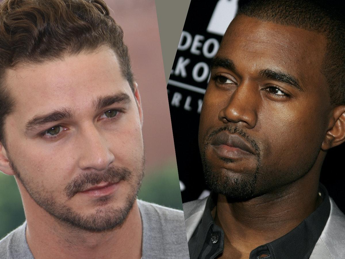 Who Said It: Kanye West or Shia LaBeouf?
