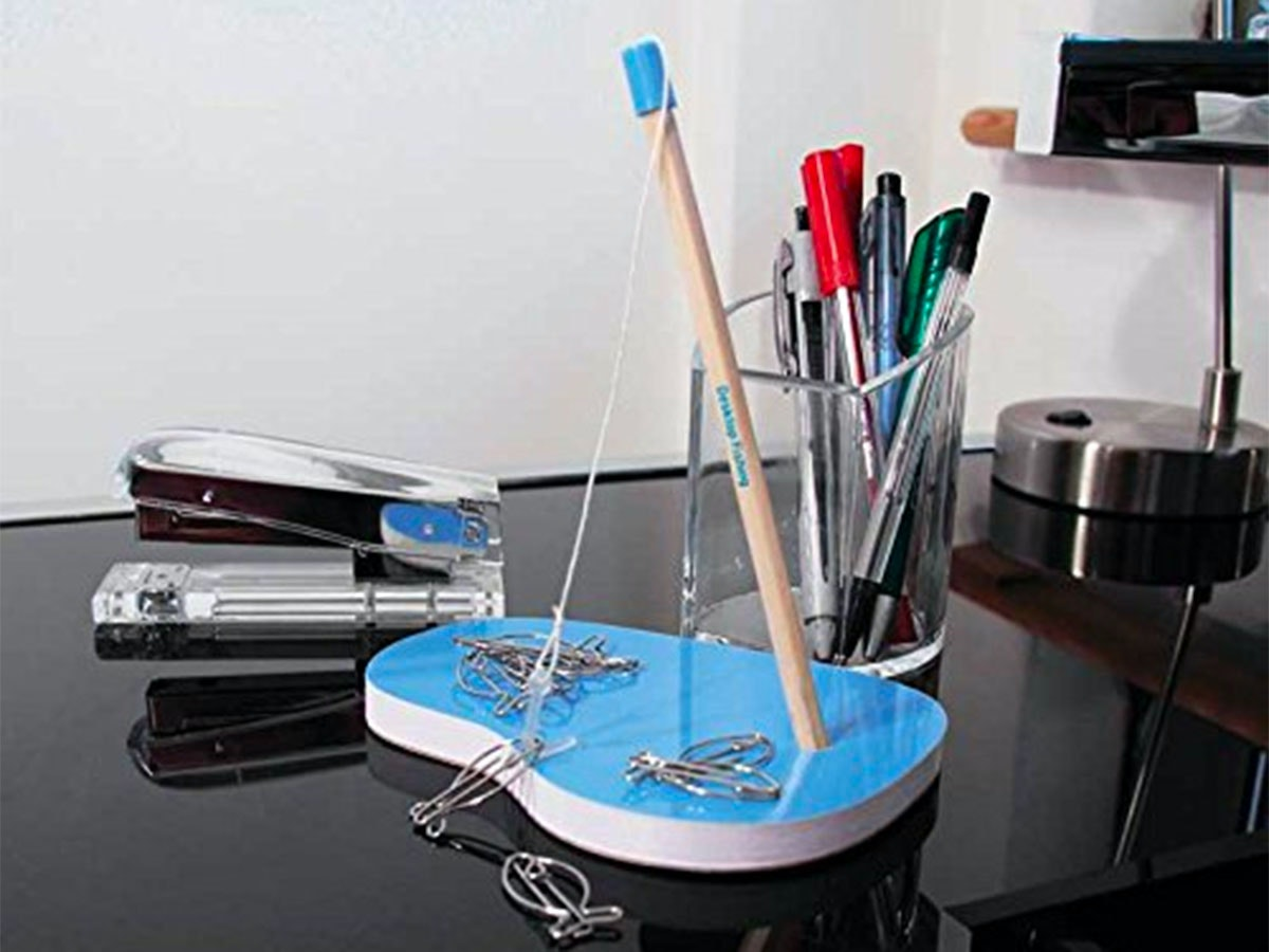 This desktop fishing set 🐟