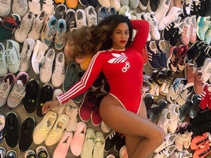 Beyoncé Is All About Adidas in New Instagram Post