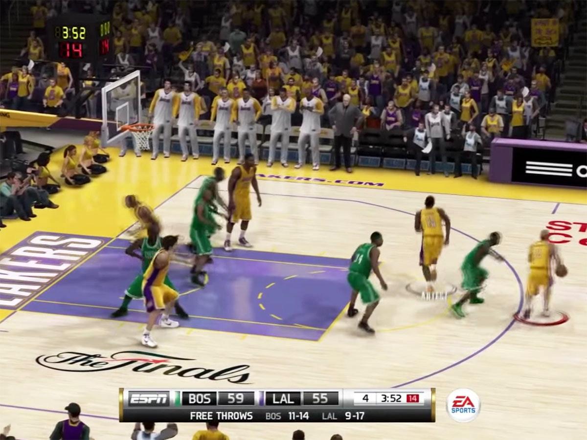 NBA Elite 11 🏀