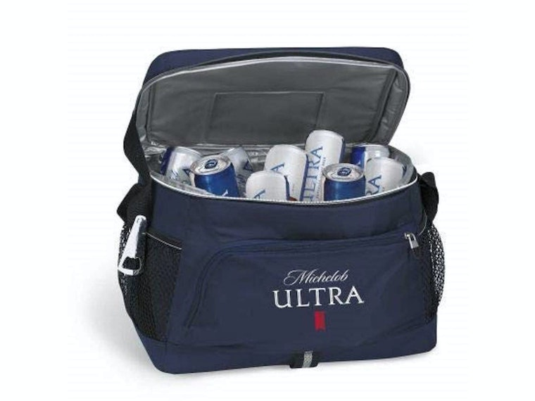 This carrying case for your Michelobs