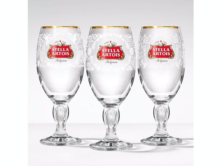 These limited edition Stella Artois chalices