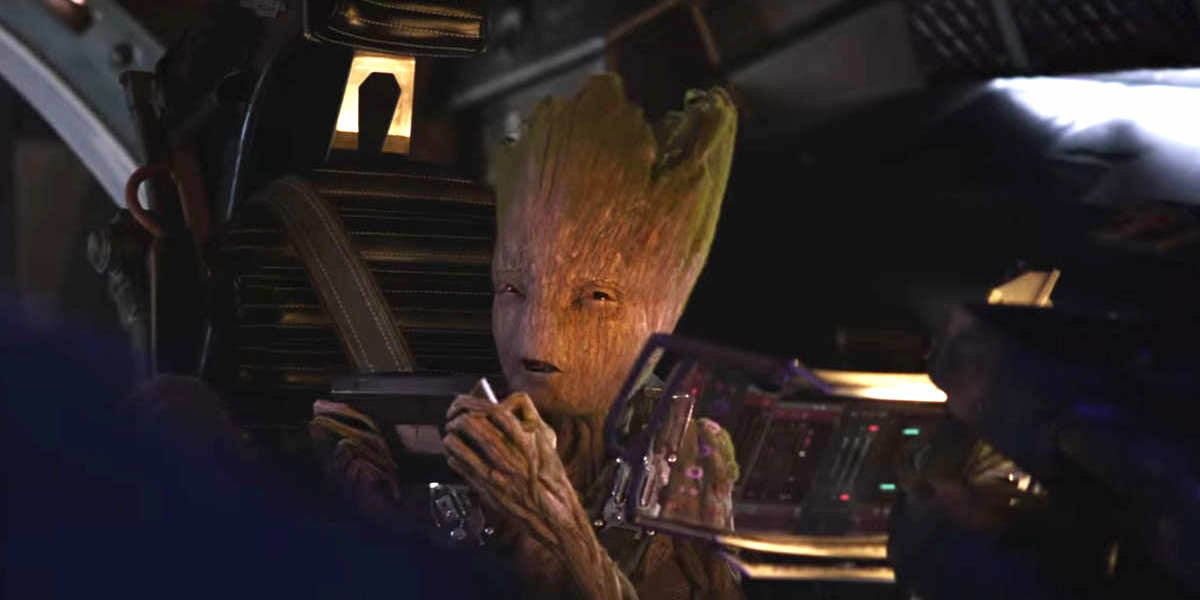 We Know Groot's Final Words in Avengers: Infinity War and Now We're Crying