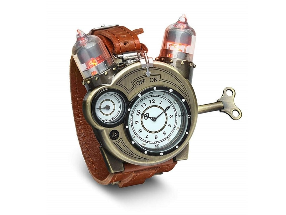 An analog watch for your timeless love