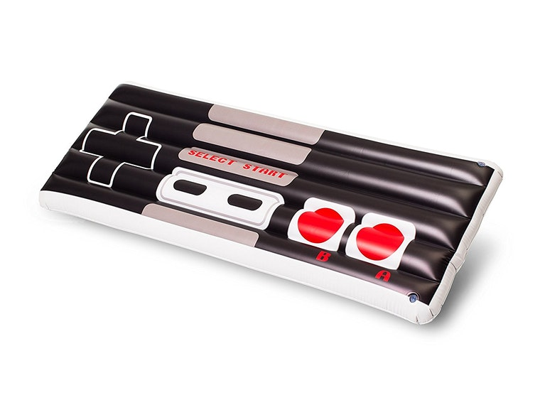 This awesome Nintendo-inspired controller float