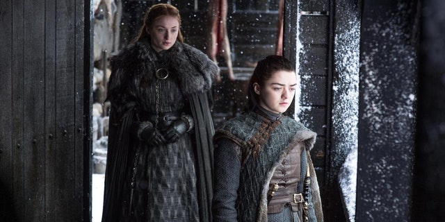 Here Are the Game of Thrones-Inspired Tattoos that Maisie Williams and Sophie Turner Got