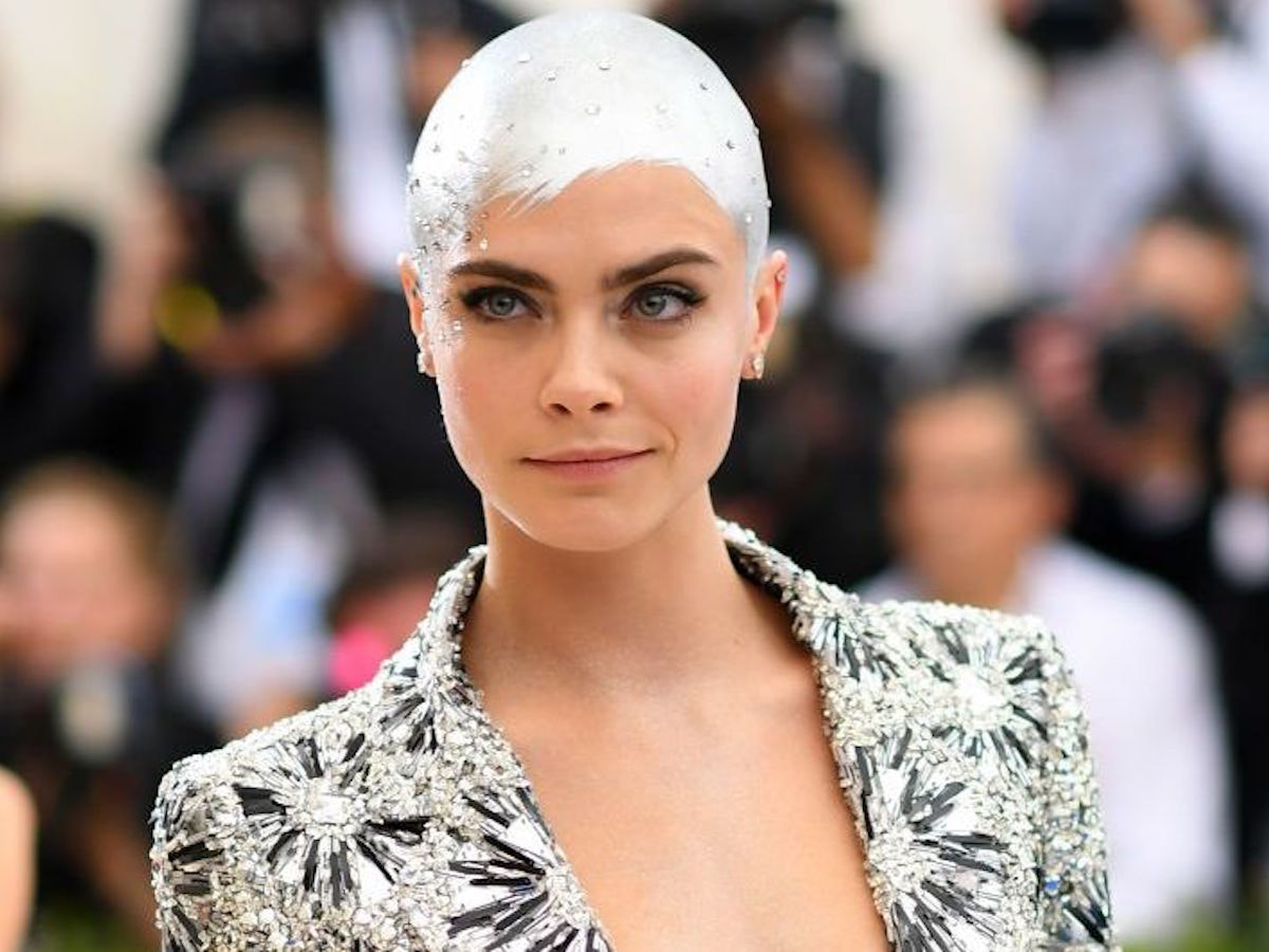 18 Badass Bald Women, Ranked