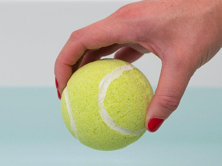 These tennis bombs for your bath 🎾 🎾 🎾